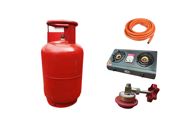 13 Kg Gas Full Package With Double Burner (2)