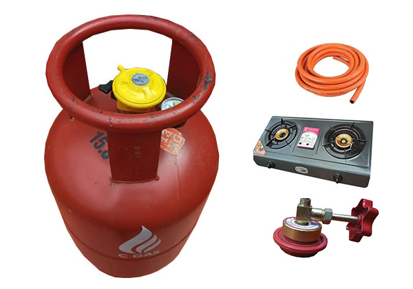 13 Kg Gas Full Package With Double Burner (4)
