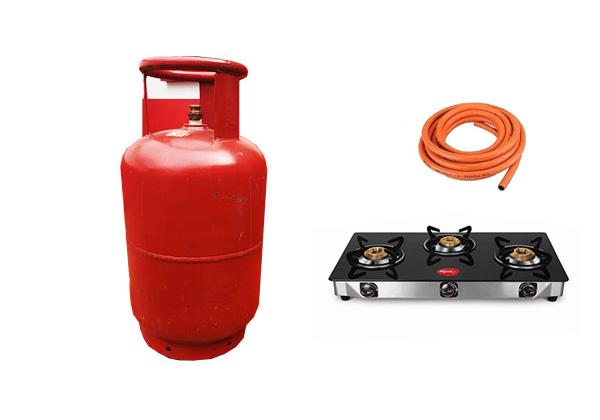 13 Kg Gas Full Package With Triple Burner (2)