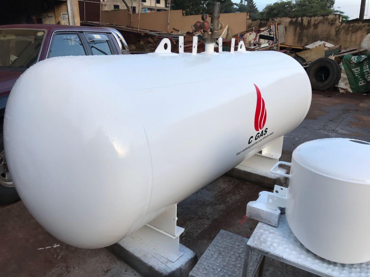 BULK Gas Tanks