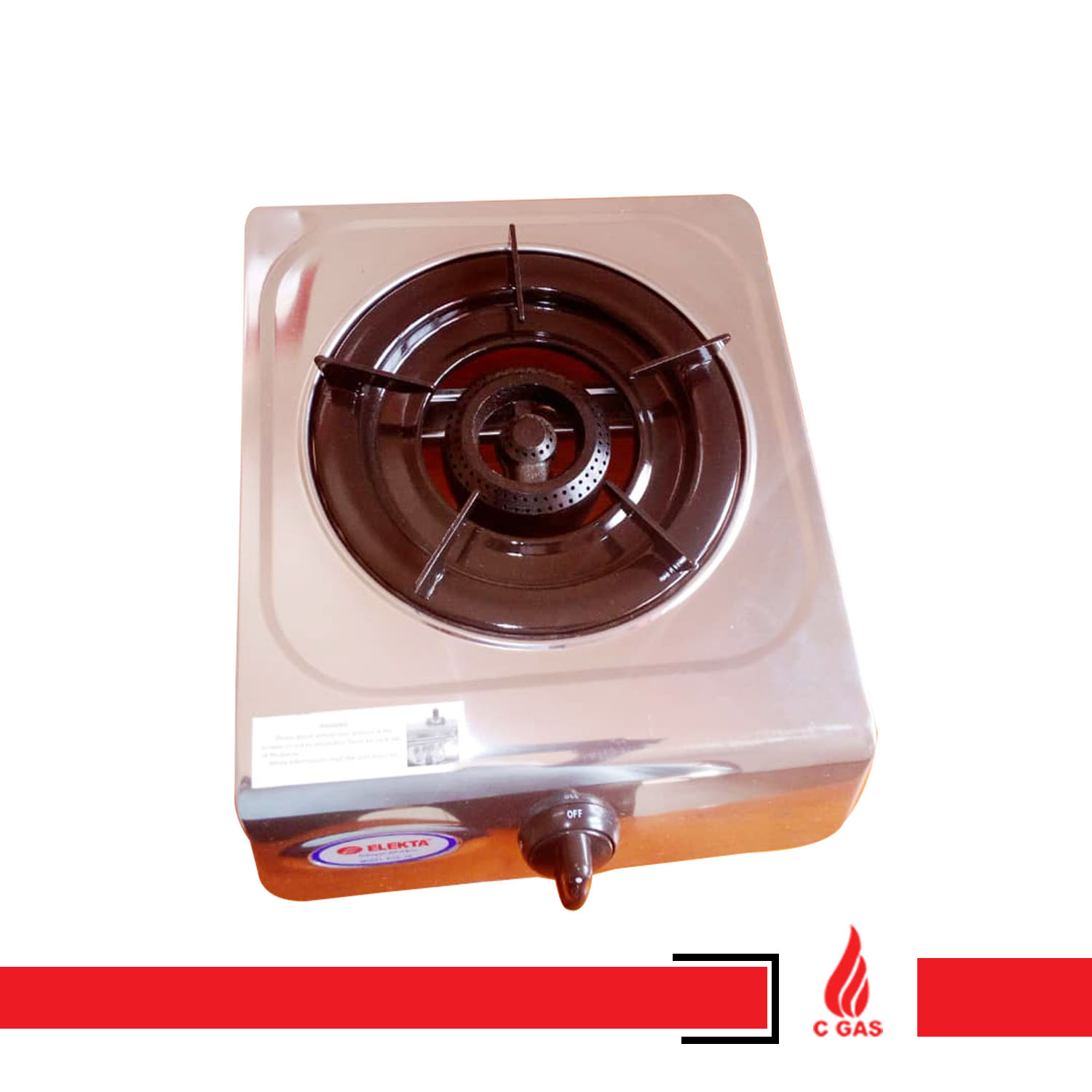 Single Plate Gas Stoves