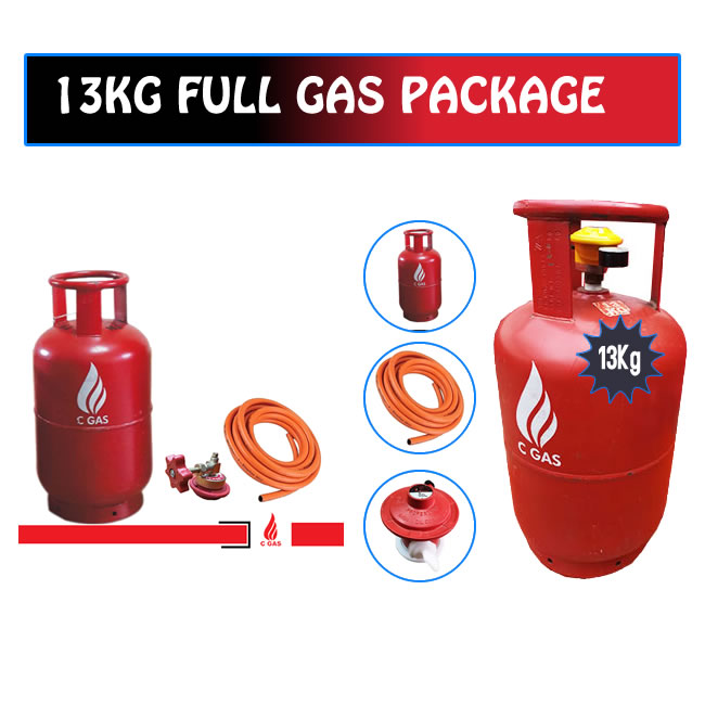 13kg Gas New Connection