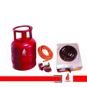 Conch Gas 6kg full package with burner