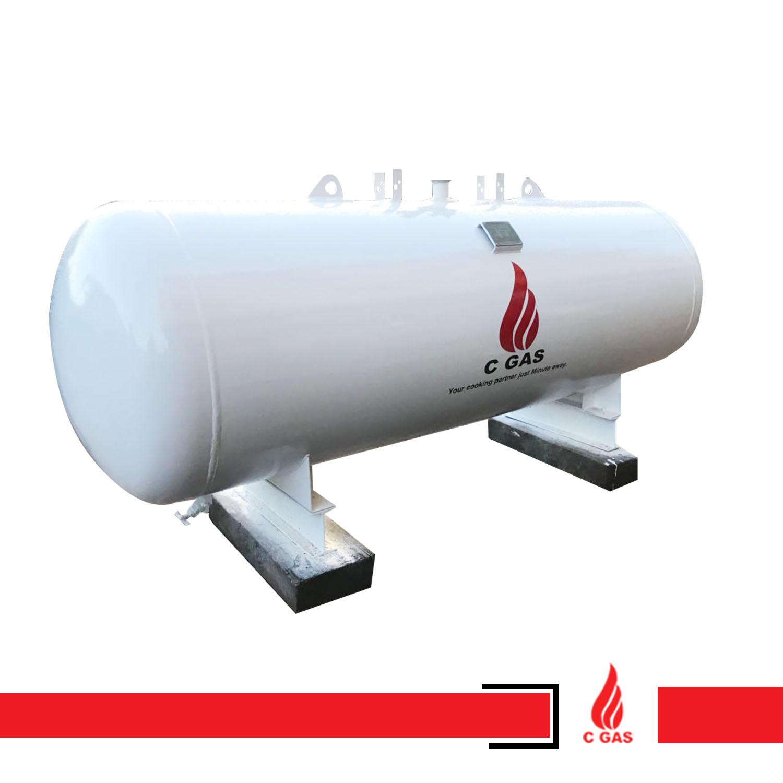 Bulk Gas Tanks