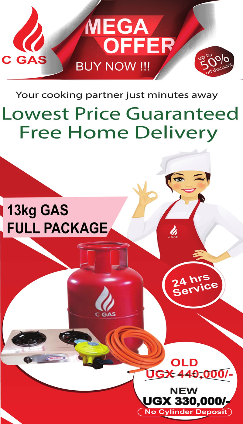 Conch Gas Promotional Chrismas Offer